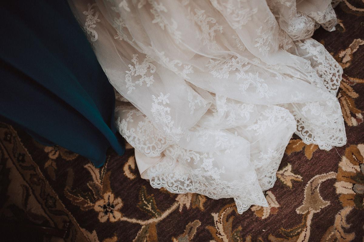 Bridal details houston wedding