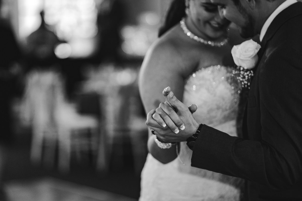 black and white wedding pictures