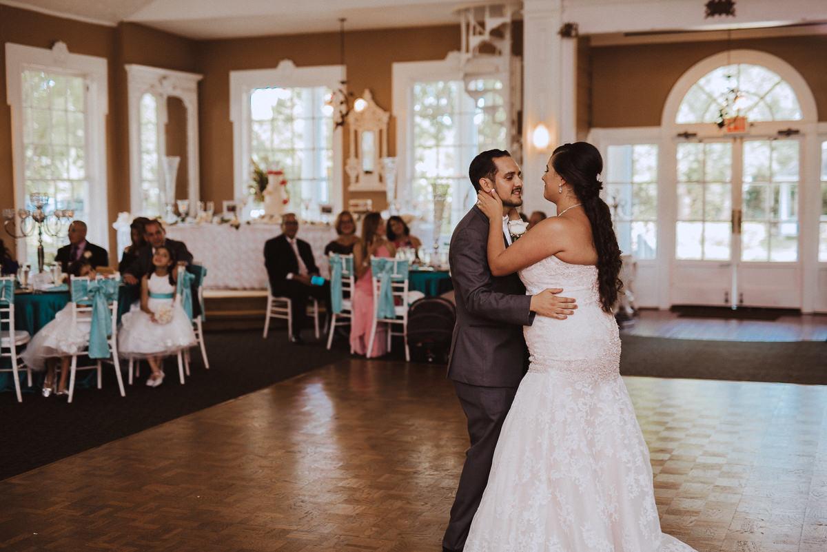 heaven on earth wedding