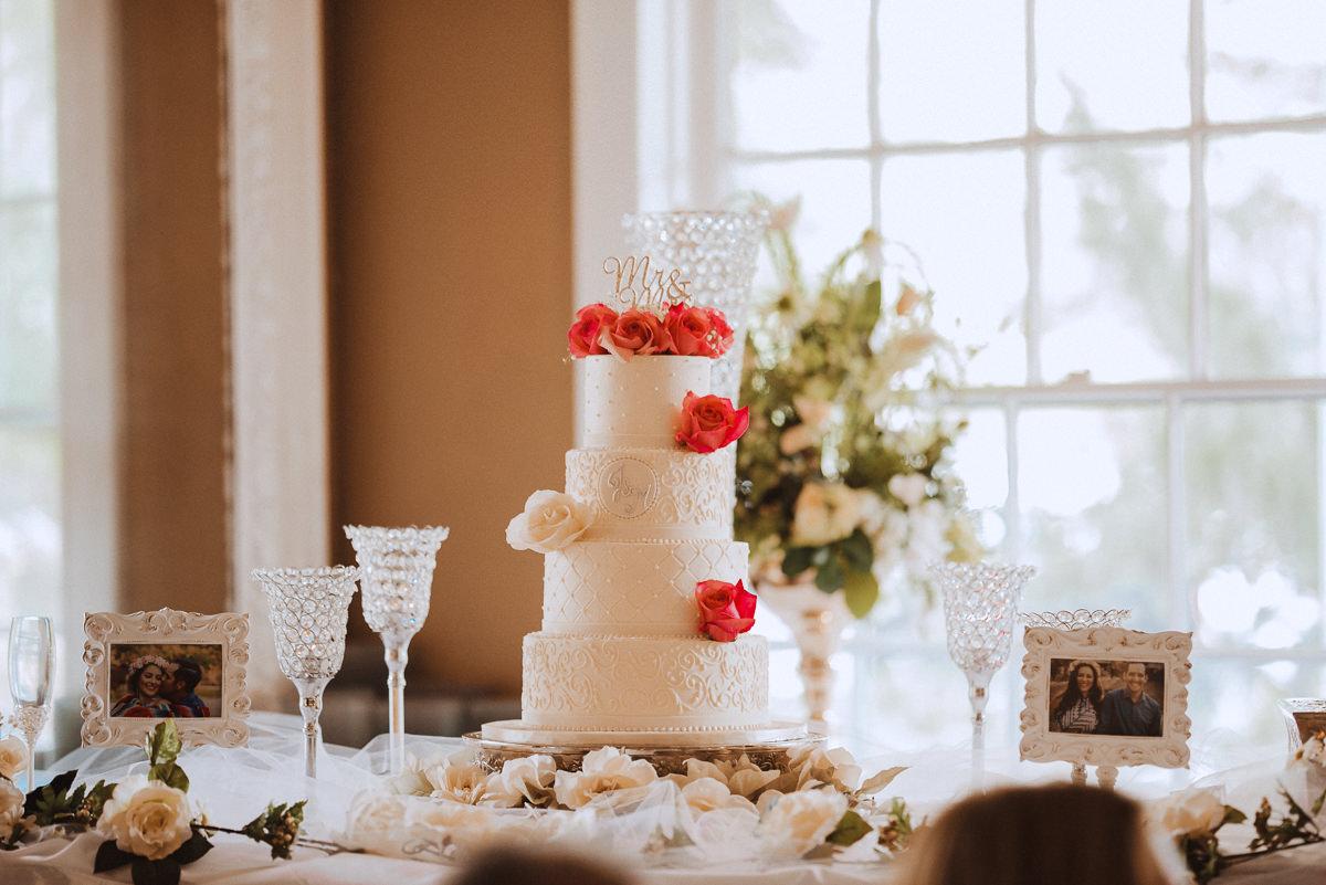 Cakes by Gina Houston Wedding