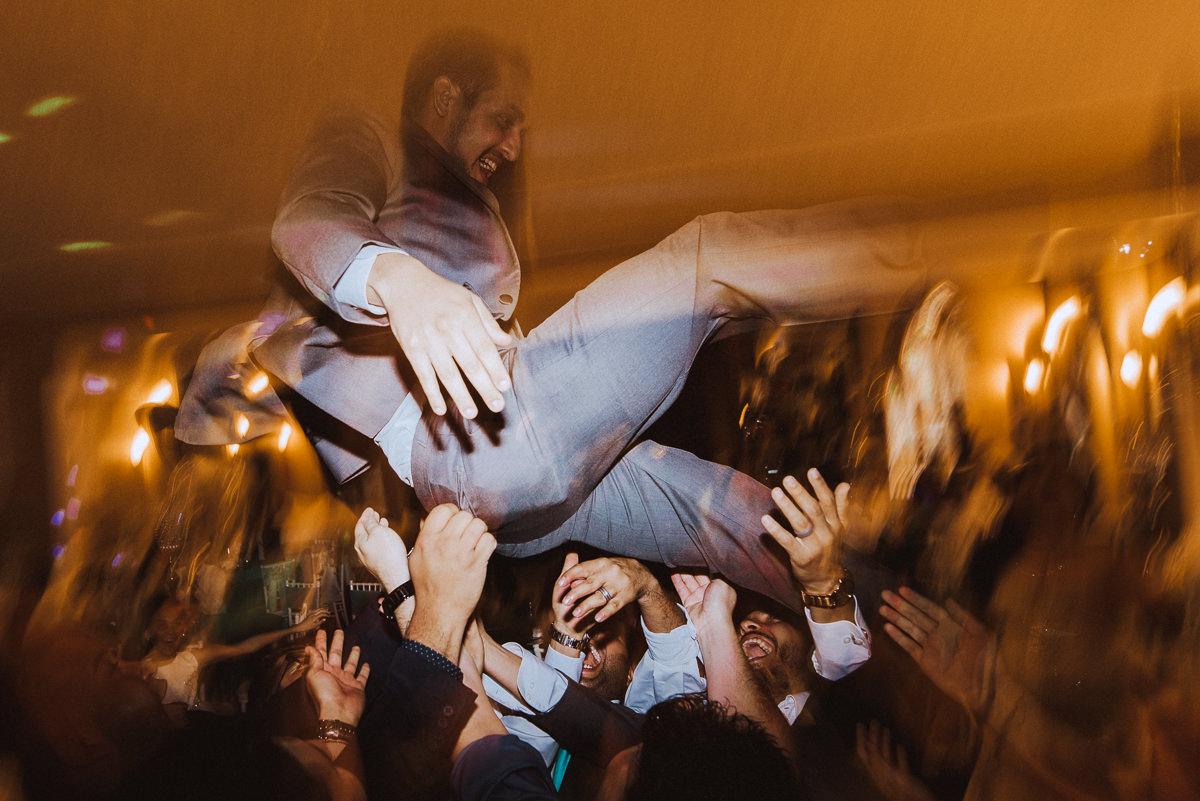houston wedding dance party