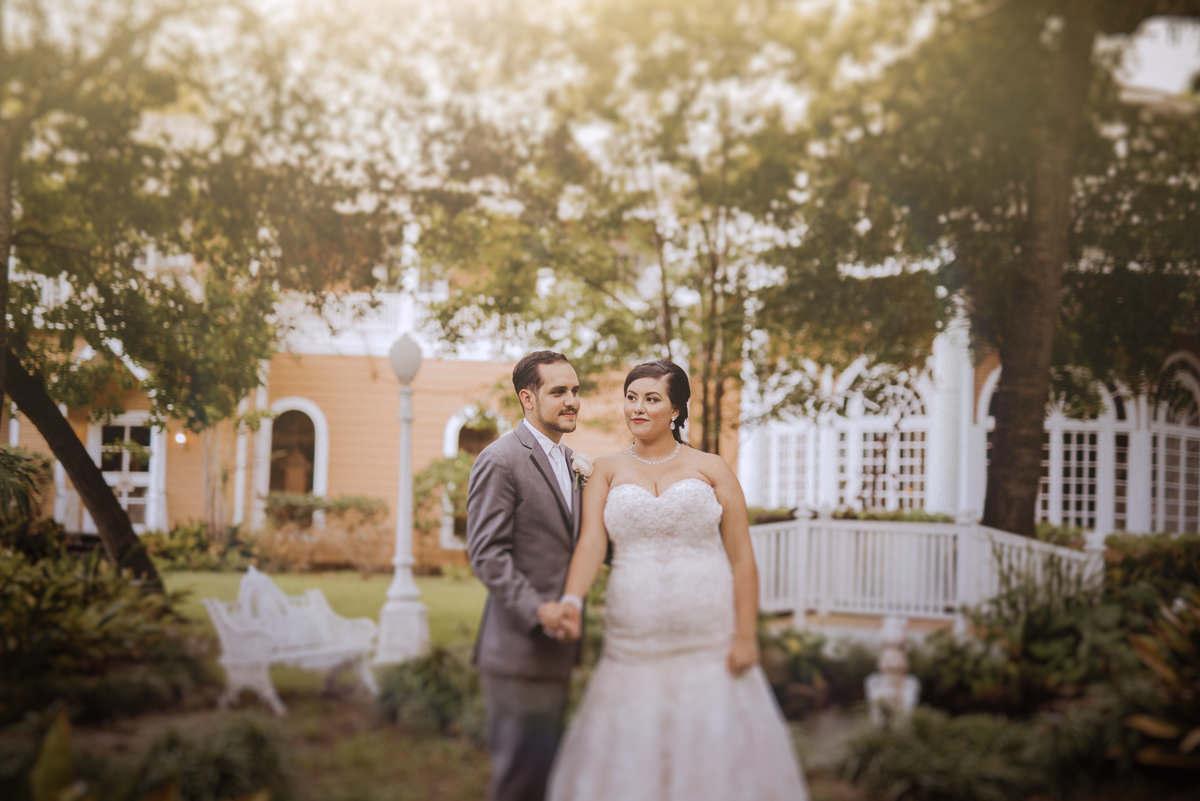 houston wedding at heaven on earth