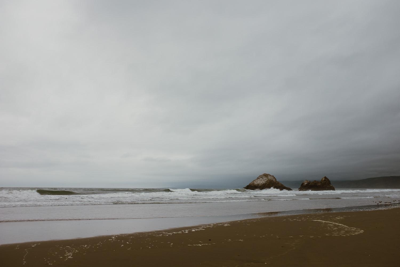 View from Ocean Beach