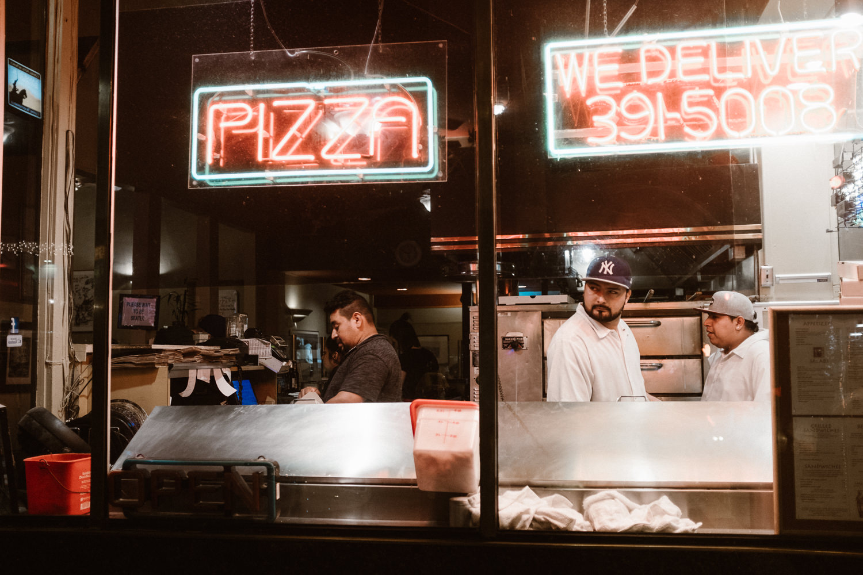 Uncle Vito's Pizza San Francisco