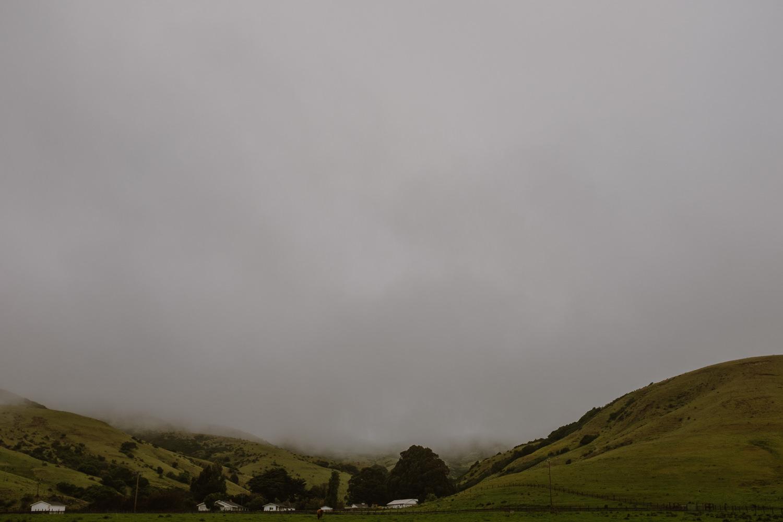 Big Sur Hills