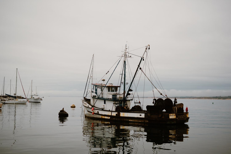 Monterey Bay Boat