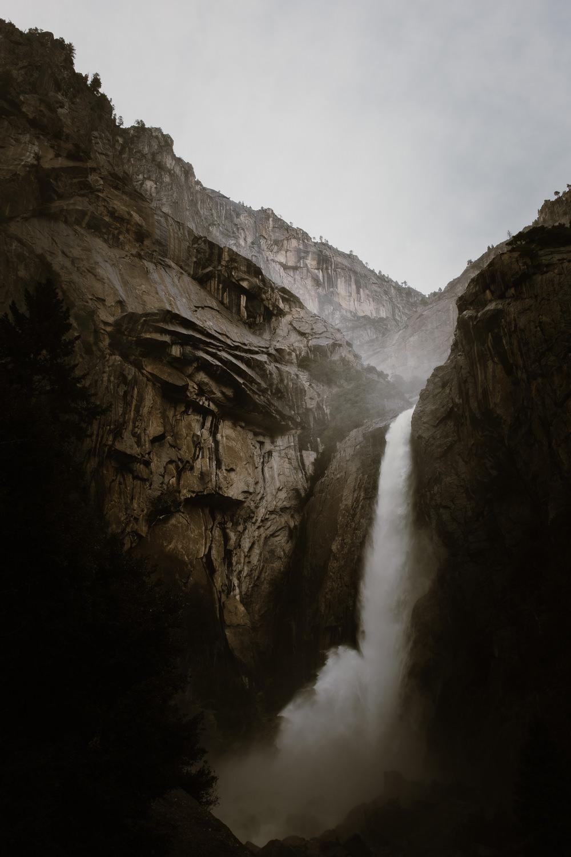 Yosemite Falls Photography