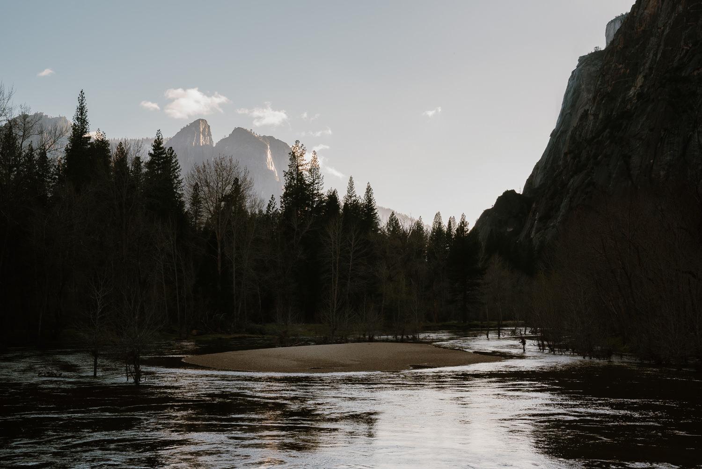 Yosemite National Park Landscape Photography