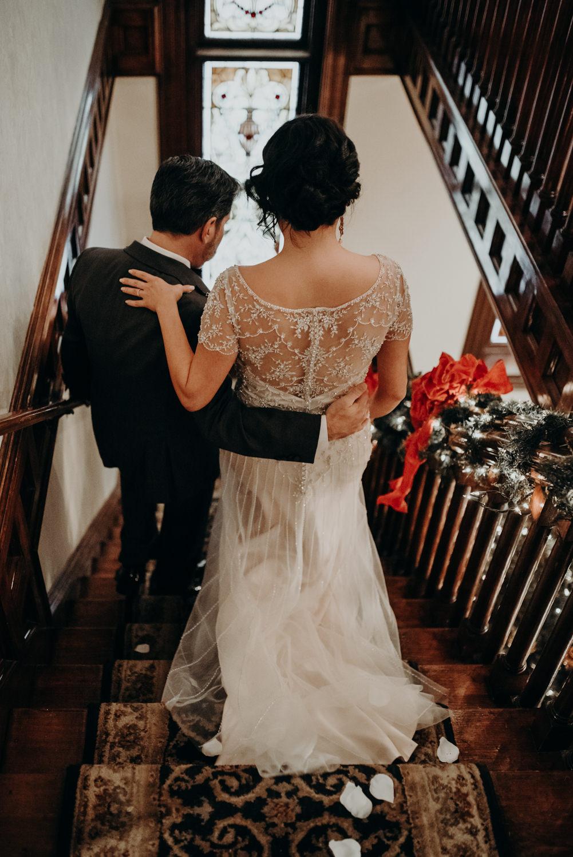 caswell house austin wedding