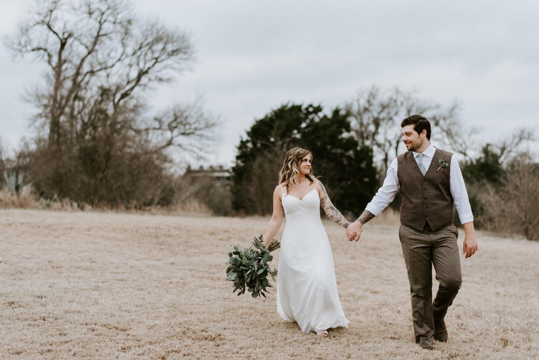 Austin Texas wedding portraits