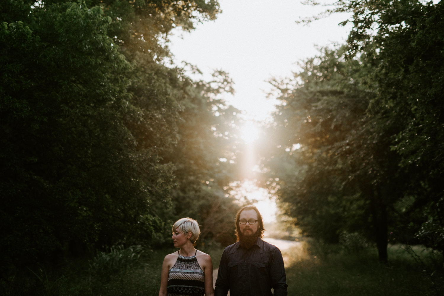 Engagement Photos in East Austin