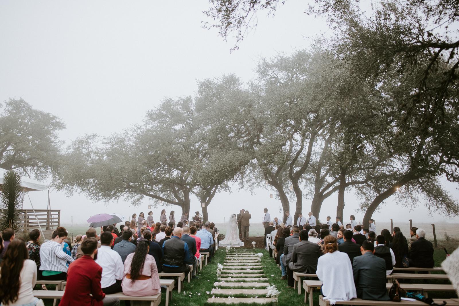 stonehouse villa wedding ceremony