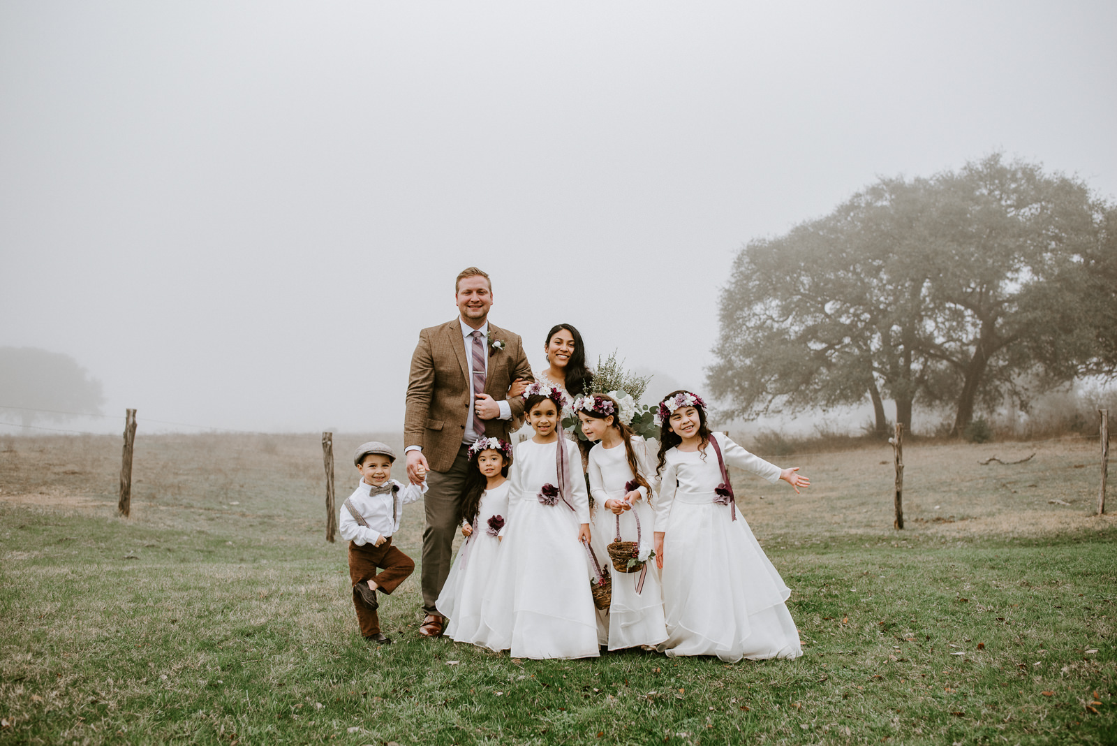 wedding formal portraits at stonehouse villa