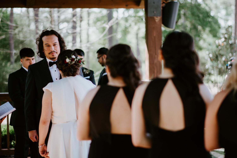 wedding ceremony photography in houston texas