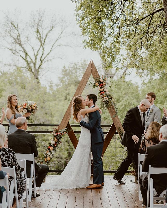 It rained for 852 hours straight before the sun came out just in the nick of time.  CONGRATS Stefanie and Chad!!! Big time props to all the amazing vendors who made this outdoor ceremony dream come true. . . . . #austintx #austinweddingphotographer #atxwedding #austinphotographer  #texaswedding #houstonweddingphotographer #atxphotographer #austinwedding #loveintentionally #intimatewedding #greenweddingshoes #atxlife #featuremeoncewed #dfwweddingphotographer  #exploreaustin #elopementphotographer #risingtidesociety #radlovestories #authenticlovemag #denverweddingphotographer #destinationweddingphotographer #realweddings #smpweddings  #heywildweddings #loveauthentic #muchlove_ig #bridesofaustin  #theknot #atx #junebugweddings