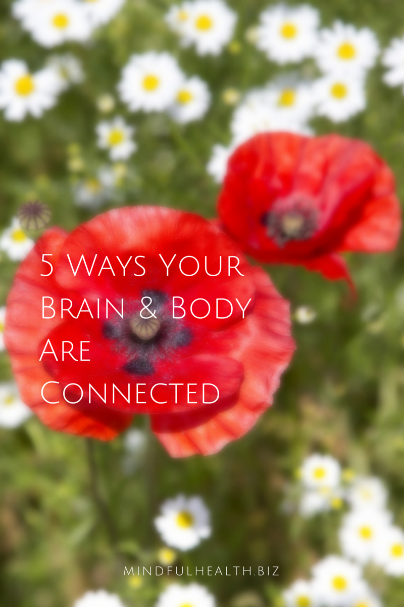 5 Ways Your Brain And Your Body Are Connected