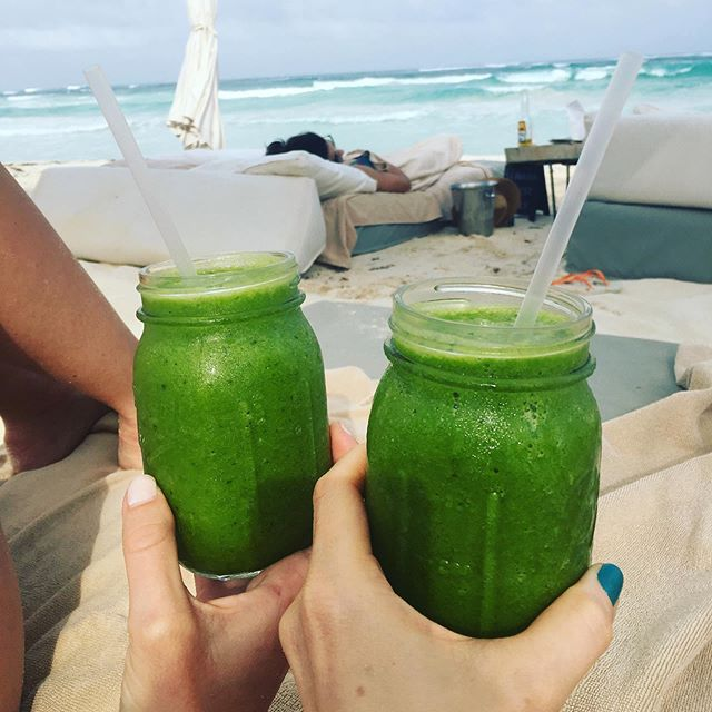 Happy Friday everyone! Its going to be a hot one! Stay hydrated with coconut water, green juices and veggies full of water like cucumbers and fruit like watermelon. Enjoy! #heatwave #hydrate #healthyhydration #greenjuice #coconutwater #electrolytes #nycsummer