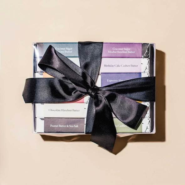 Shop for wellness-minded gifts like crystals, essential oils, candles, healthy chocolates, gift sets and more.