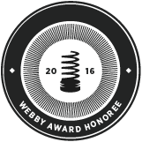Official Honoree, 2016