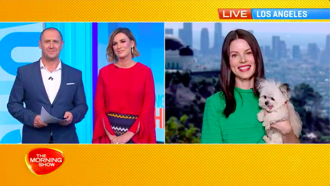 The Morning Show 7 Australia, May 2019