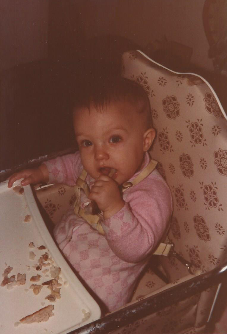 I may be a vegetarian now...but I used to love chicken so much I would even try eating the bones.