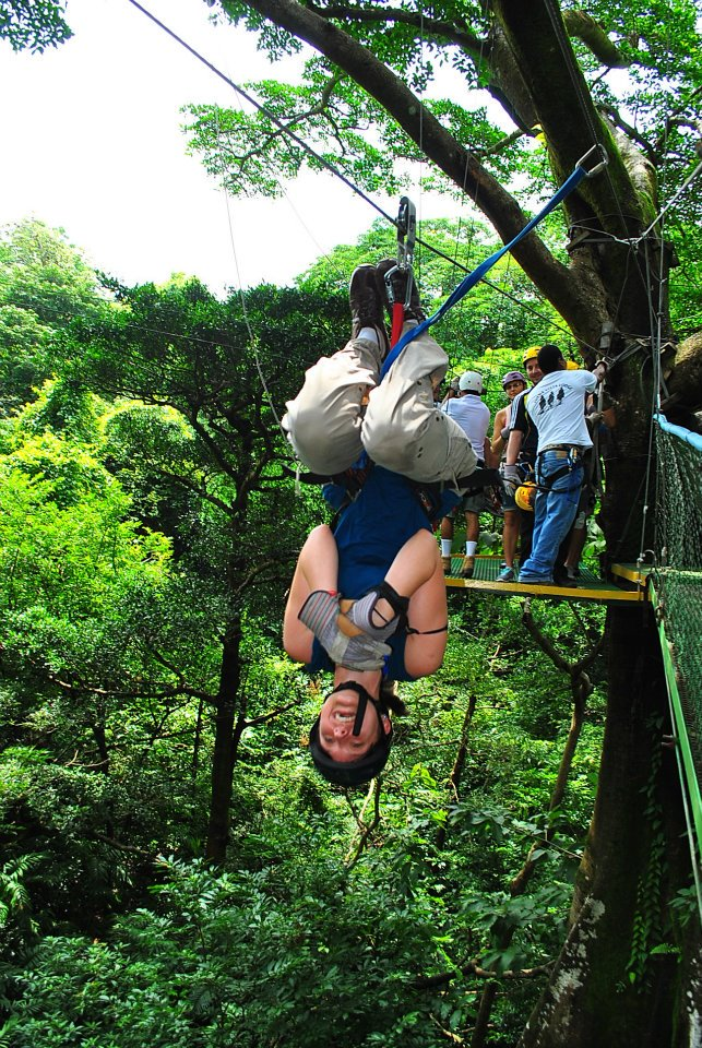 I love adventure! Our trip to Costa Rica a few years ago was jam packed with adventure...and Eric thought we were going to relax on the beach...ha!