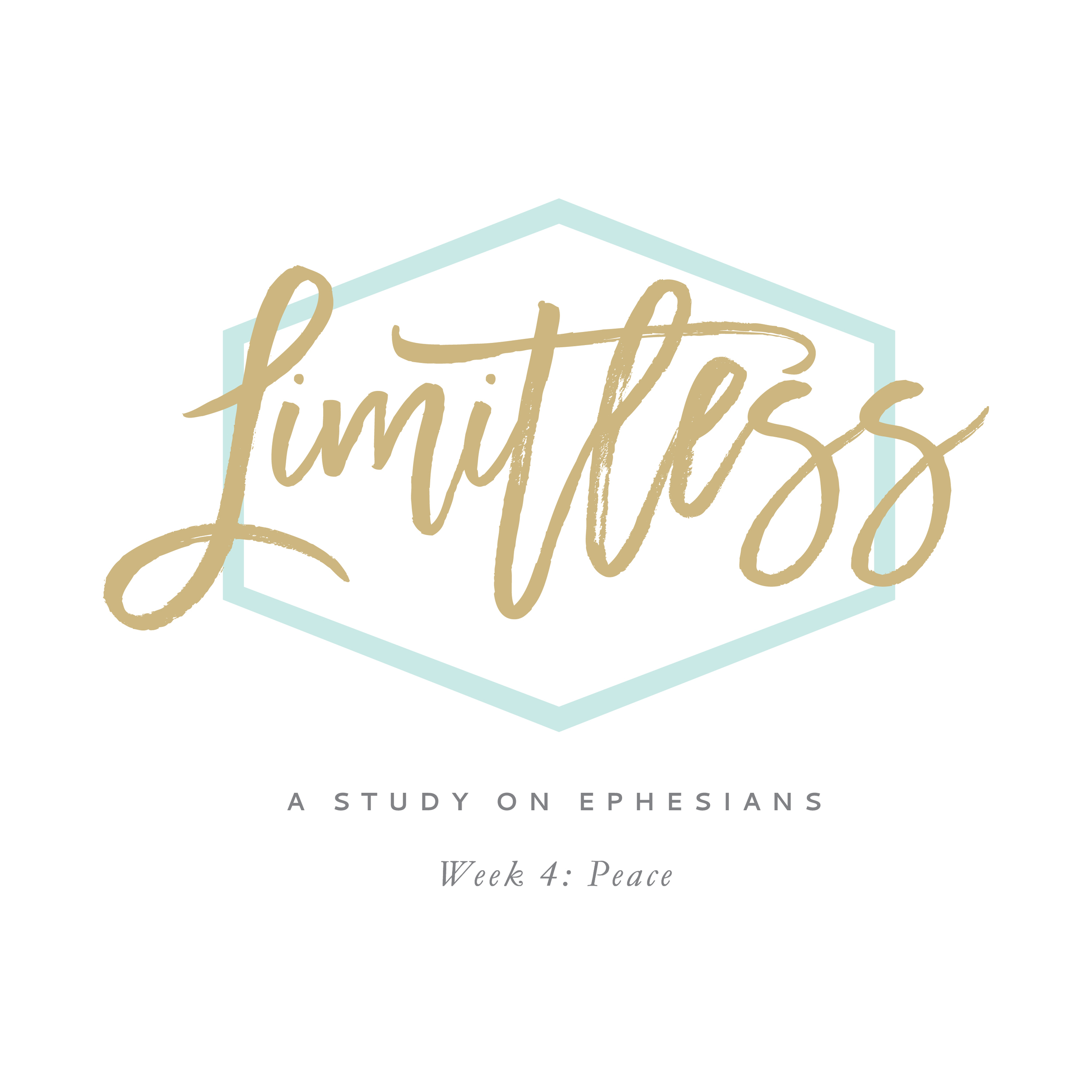 Limitless: A Study on Ephesians by Leslie Ann Jones. This podcast covers week 4 of material, found on page 18 of the workbook.