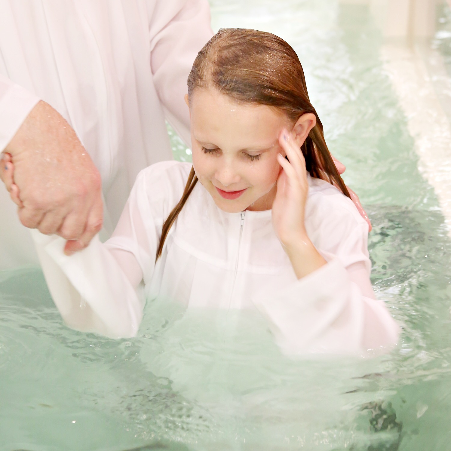 When Your Child Gets Baptized | leslieannjones.com