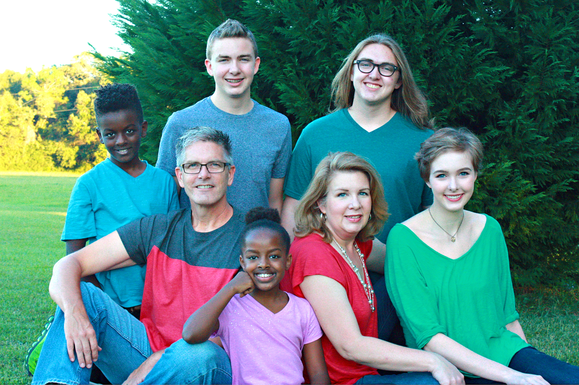 The Pierce Family is gathering support to serve as missionaries in Jinja, Uganda with Amazima Ministries. Find out how you can support them at leslieannjones.com.