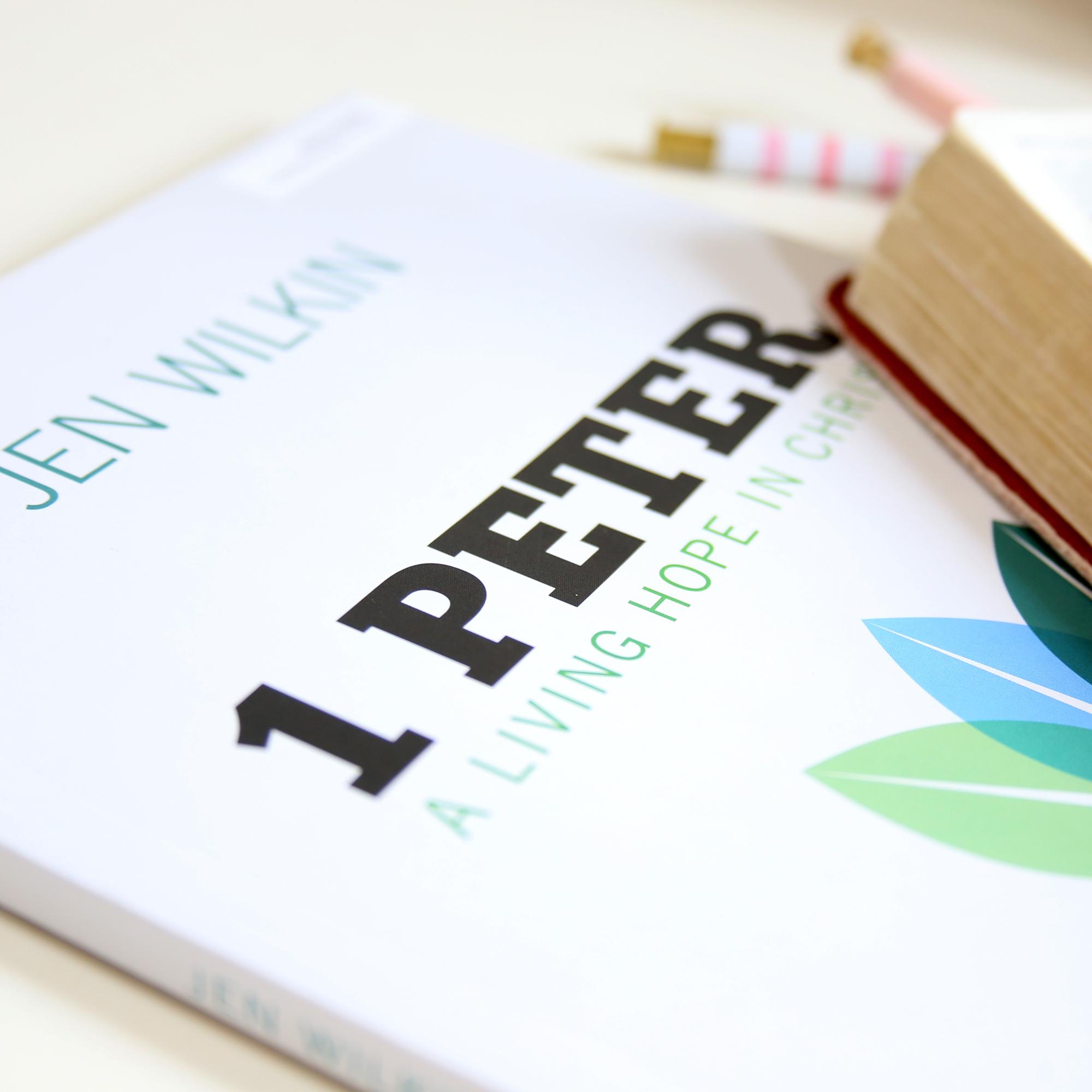 1 Peter: A Living Hope in Christ by Jen Wilkin
