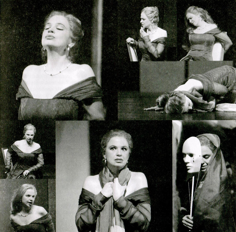 Amelia in Un Ballo in Maschera