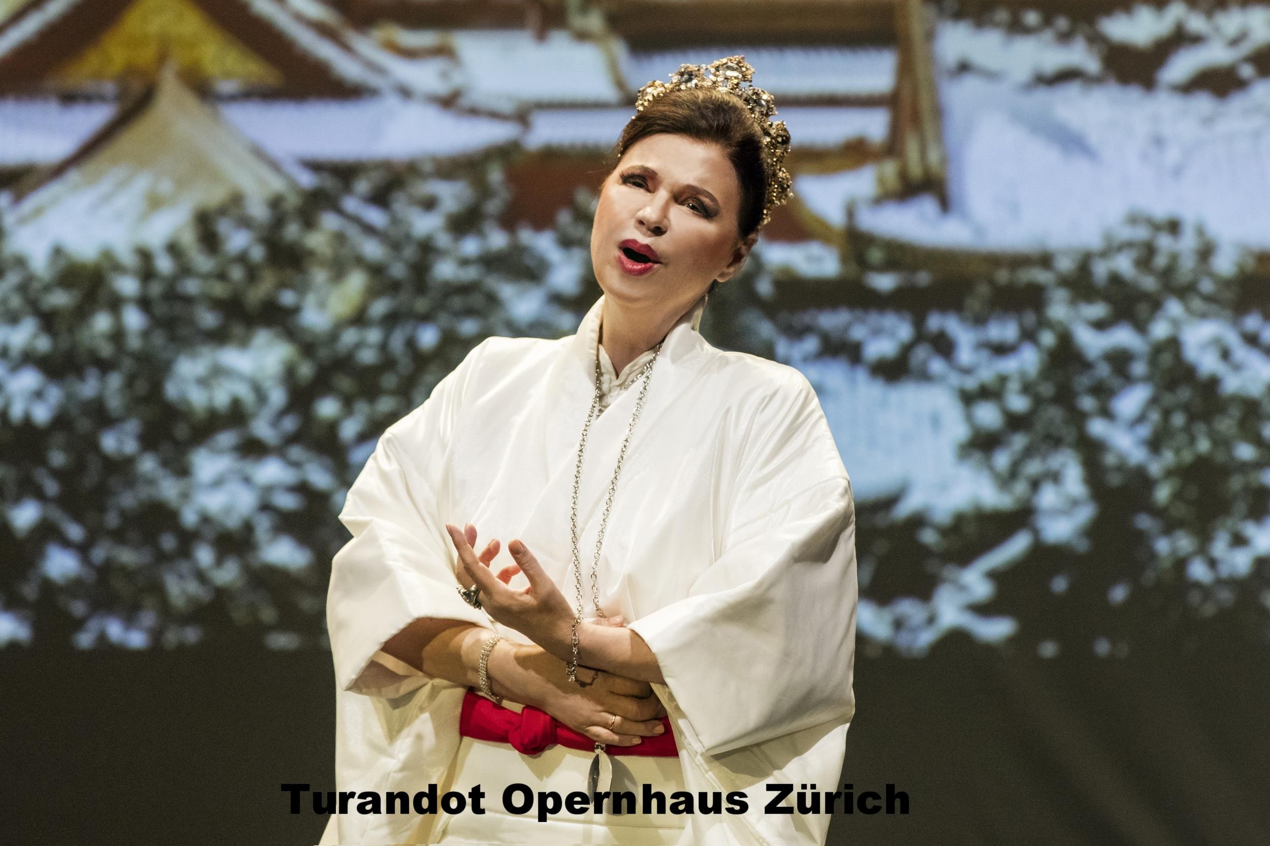 Turandot Oper Zürich - Geschichten erzählen mit Musik
