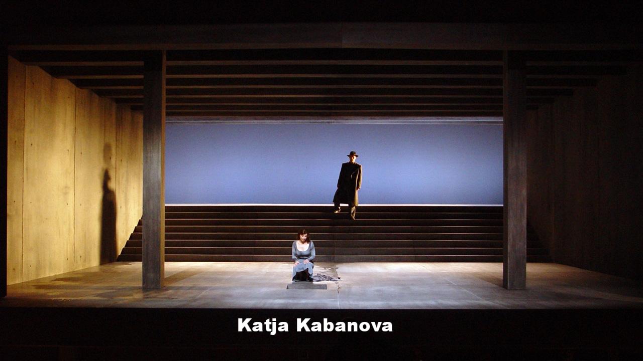 Katja in Katja Kabanova