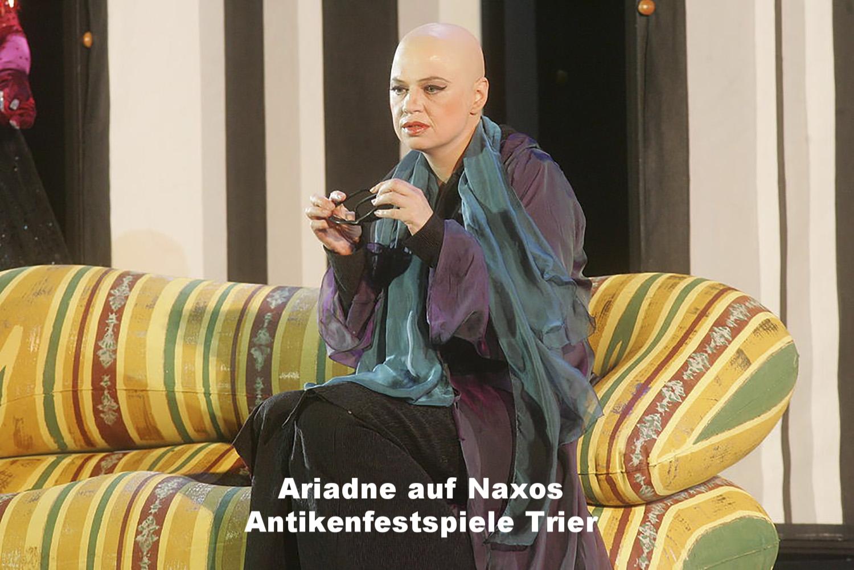 Ariadne in Ariadne auf Naxos - Antikenfestspiele Trier