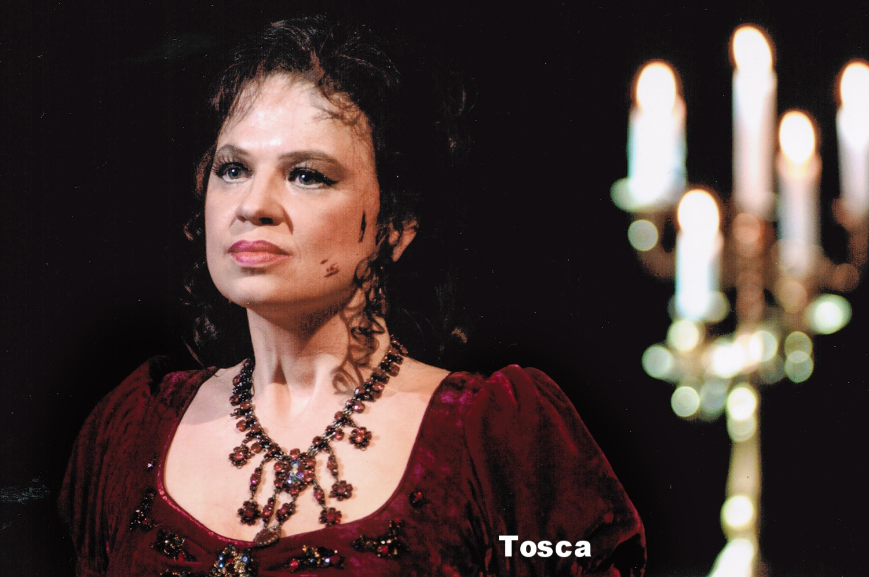 Floria Tosca in Tosca