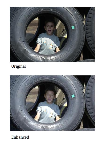 Tire Color