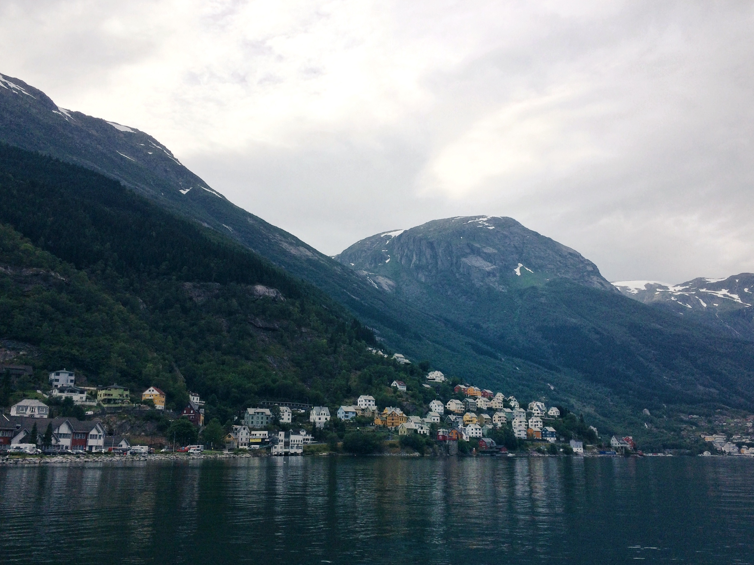 odda norway
