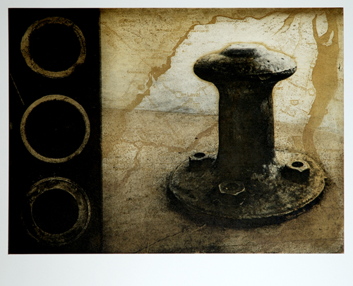 James Hunter  Urban Renewals , 2011 photo etching and etching 12 x 16 inches