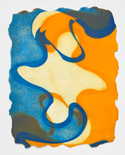 Scott Reeds  Rythmite , 2011 Intaglio 12 x 9 inches