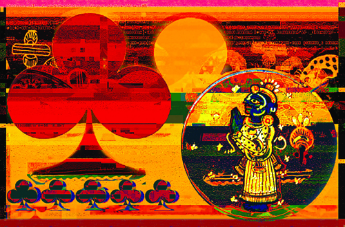 Saurya Kumar  Kalpa Vriksha: The Wishing Tree , 2008 Lithograph 6.9 x 9.8 inches