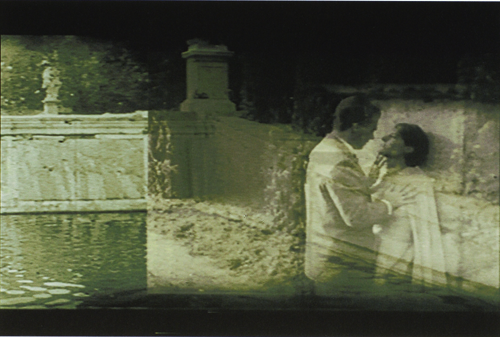 Frances Myers  A Futile Encounter , 2004 Archival inkjet print
