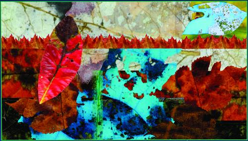 John Whitesell  Serrations , 2004 Inkjet print