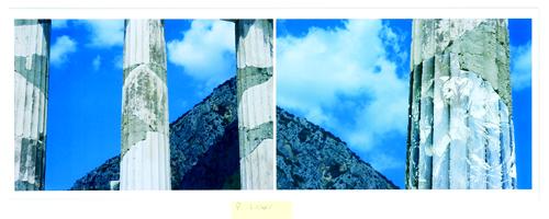 Philip Laber  Defacing Delfi (Greece)  Pictrography 400011 digital photo
