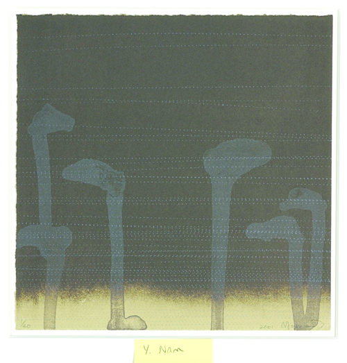 The Chucki Bradbury Art Purchase Award. Underwritten by A Special Endowment in Honor of Chucki Bradbury