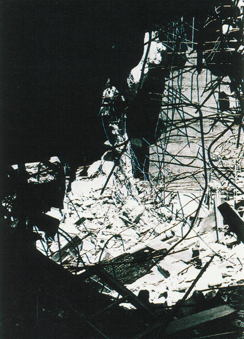Gayle Pendergrass  Blast  gelatin-silver print