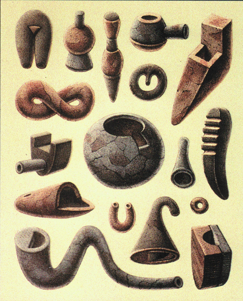 Beauvais Lyons  Ancient Mesopotamian Art and Culture, Vol. II, p. 285