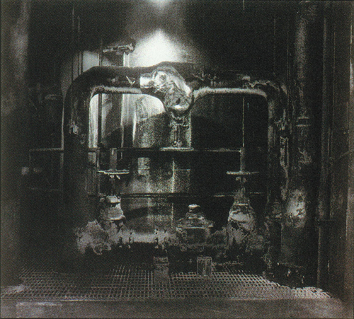Neil Taylor  Arch (within Steamplant)  digital IRIS ink jet