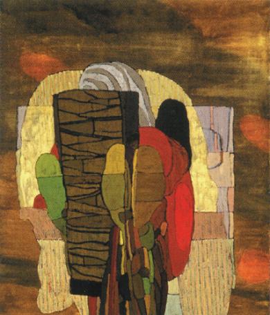 Hamlett Dobbins   Untitled (For D.B.D.) , 2002 oil and alkyd resin on canvas