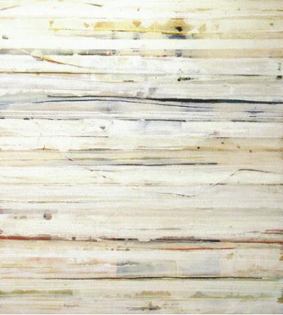 Don Estes   for the birds , 2003 mixed media on panel