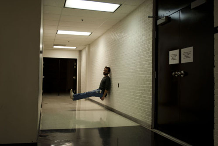 Taylor Shannon   Waiting , 2012 photograph 16 x 20 inches